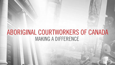 Aboriginal Courtworkers Vancouver Video Production