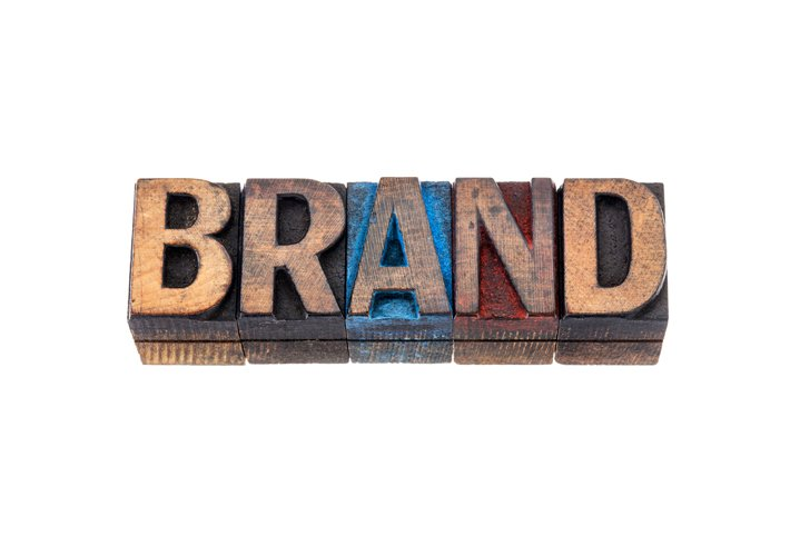 Don't just brand… brandish!