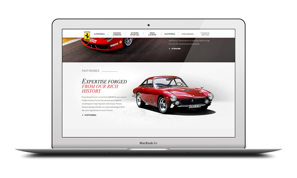 ferrari-user-interface-website